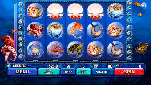 Under The Sea - Slot Machine