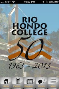 Rio Hondo Community College - screenshot thumbnail