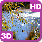 Lake View Willow Landscape icon