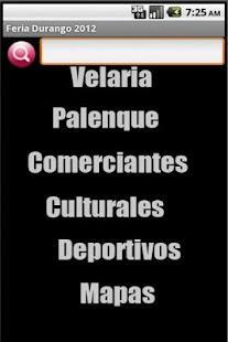 Feria Nacional Durango 2012- screenshot thumbnail