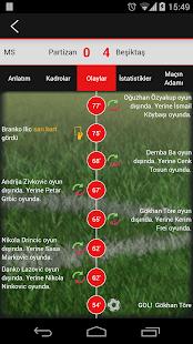 Karakartal-Beşiktaş haberleri - screenshot thumbnail