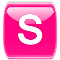 Pink /W Socialize for Facebook