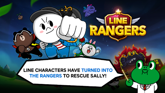 LINE Rangers Android apk