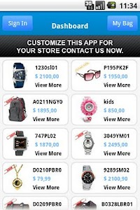 VirtueMart For Android screenshot 1