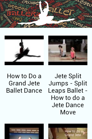 How to Do a Grand Jete