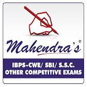 Mahendras - IBPS - SBI - EXAM