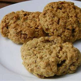 Apple Cinnamon Oatmeal Cookie