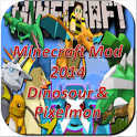 MOD FOR MINECRAFT PE PIXELMON icon