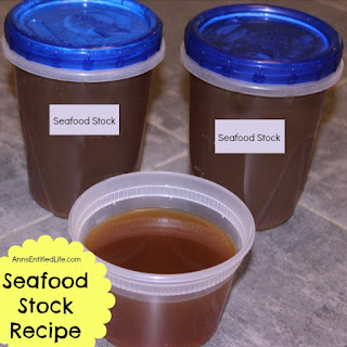 Cooking With Seafood Stock Recipes.