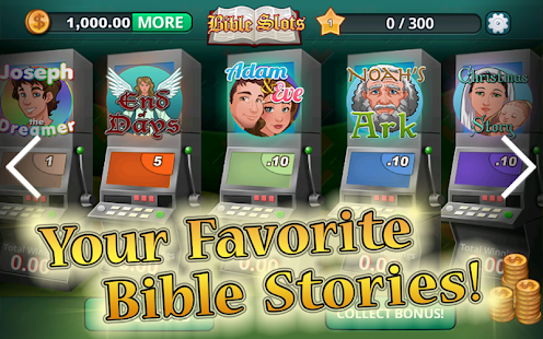 Bible Slots FREE SLOT MACHINE - screenshot thumbnail