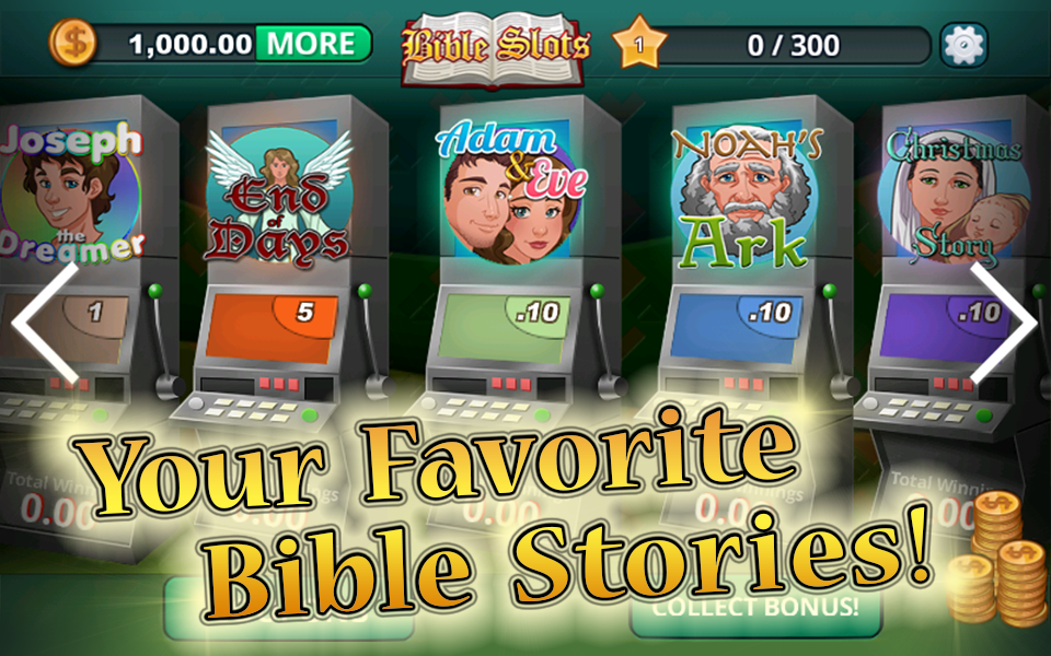Bible Slots® Free - screenshot