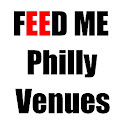 FEED ME::Philly Music Venues logo