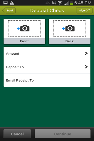 Pioneer-Mobile Banking- screenshot