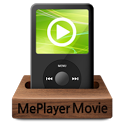 MePlayer Movie icon