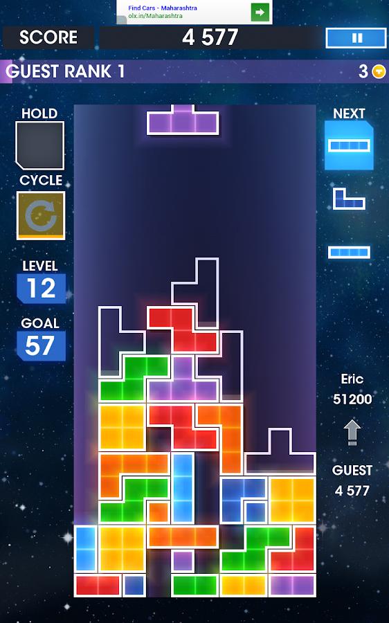 TETRIS® - screenshot