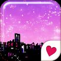 Cute wallpaper★Twilight sky icon
