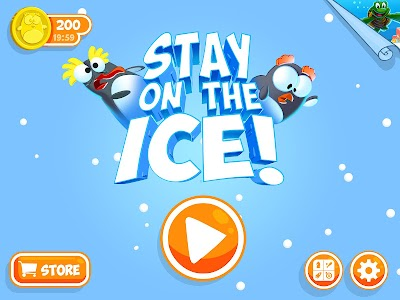 Stay On The Ice!™ v1.0