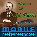 Works of J. M. Barrie logo