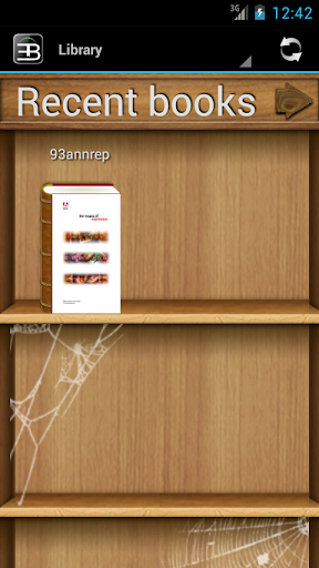 EBookDroid - PDF DJVU Reader