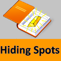 Hiding Spots logo