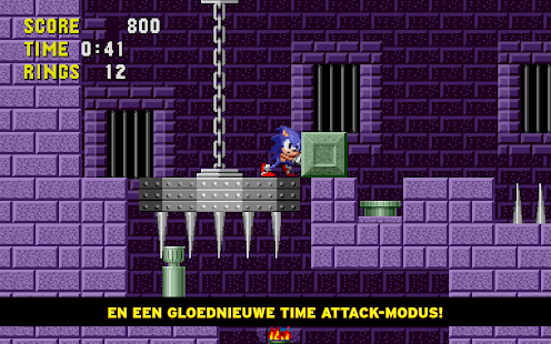 Sonic The Hedgehog: miniatuur van screenshot