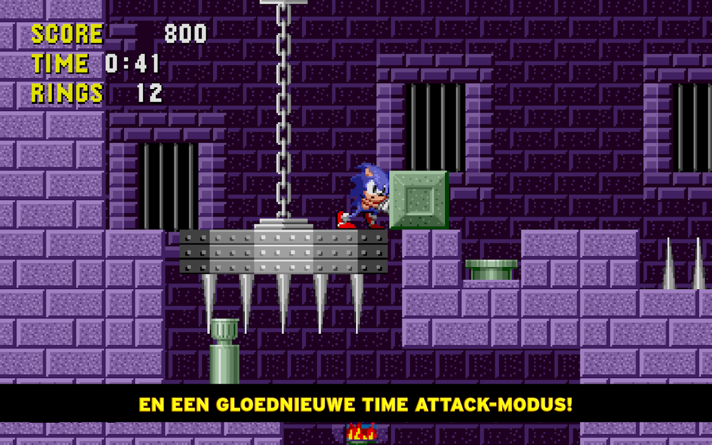 Sonic The Hedgehog: screenshot