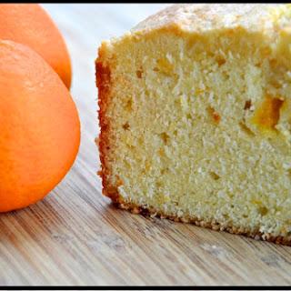 Clementine-Vanilla Bean Cake