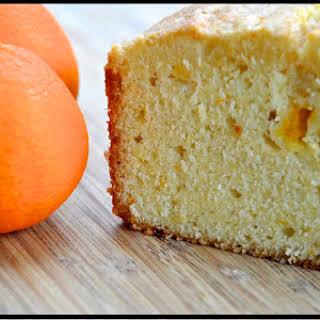 Clementine-Vanilla Bean Cake.