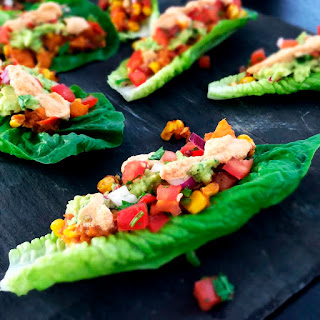 Veggie Mexican Wraps