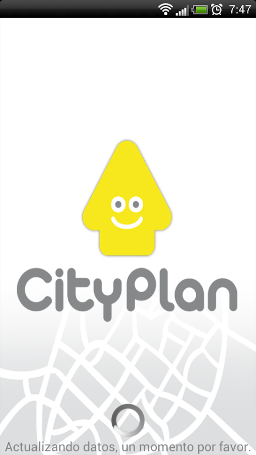 CityPlan- screenshot