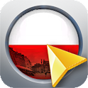 Warsaw Offline Map icon