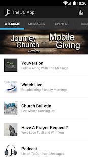 Journey Church- screenshot thumbnail