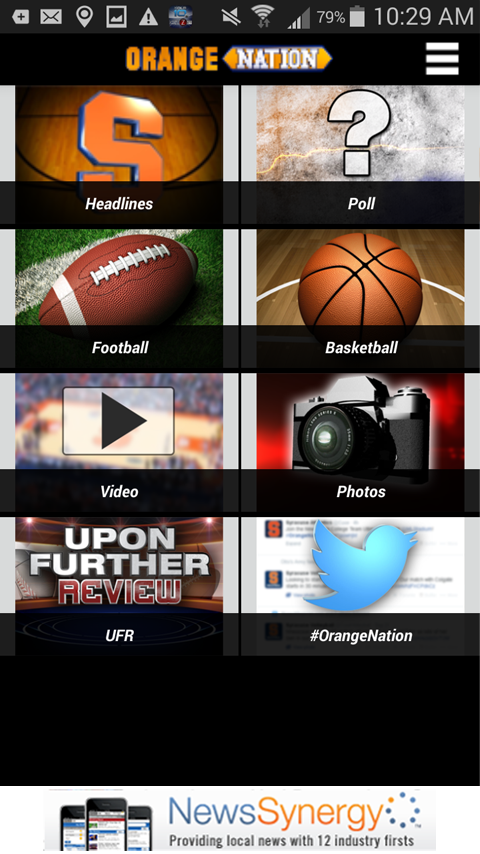 Orange Nation - screenshot