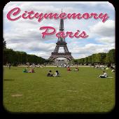 City memory Paris