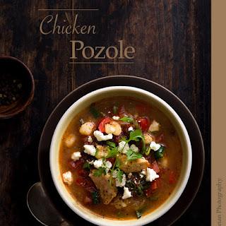Chicken Pozole.