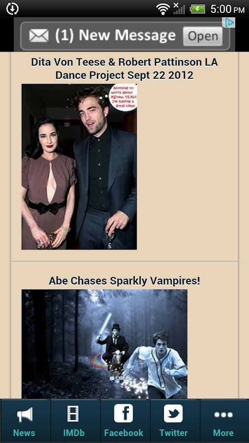 Robert Pattinson Fans - screenshot