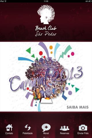 Café Beach Club São Pedro