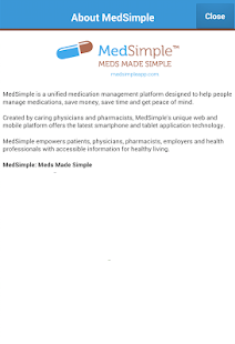 MedSimple- screenshot thumbnail
