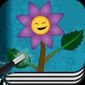 Magic Coloring Book icon