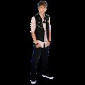 Justin Bieber widgets logo