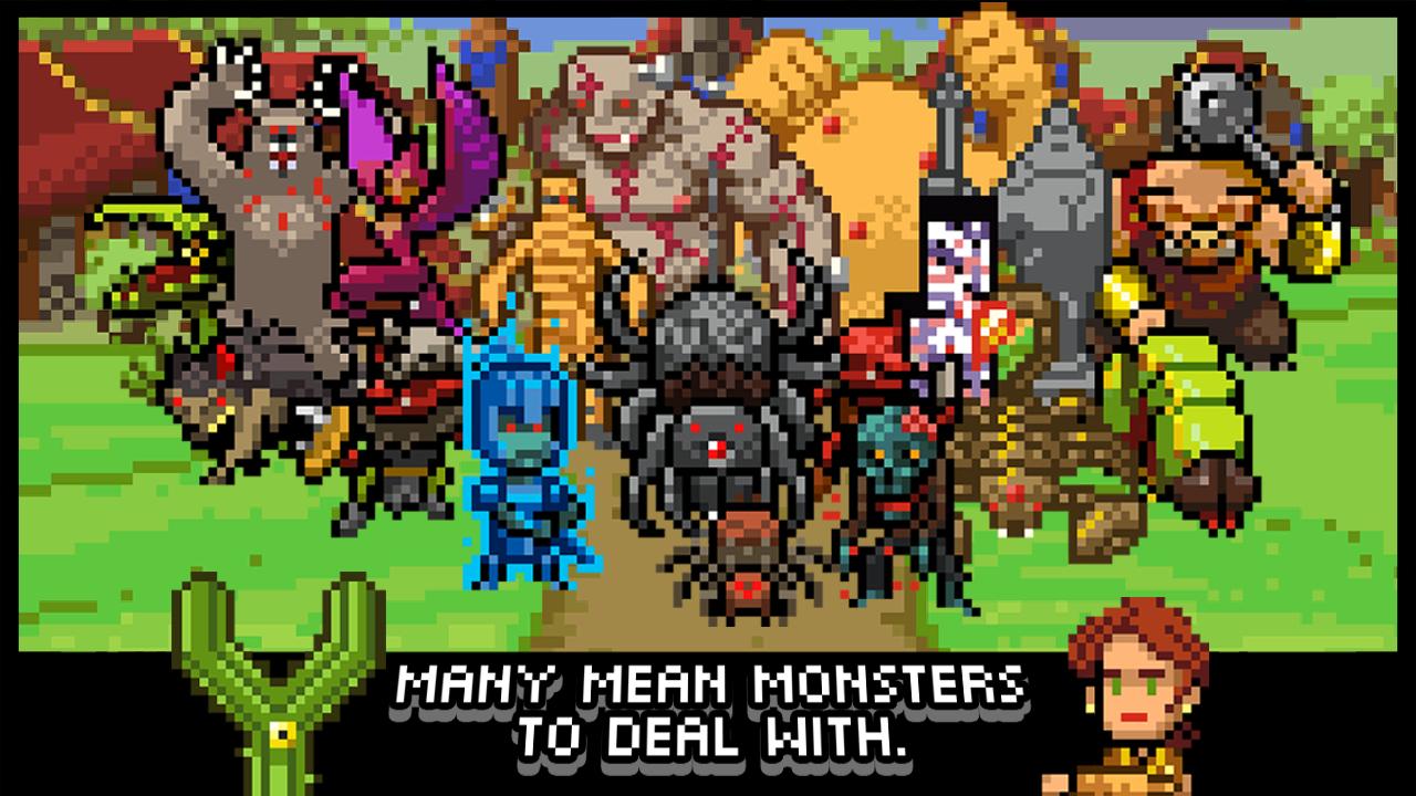 Knights of Pen & Paper +1 screenshot #6