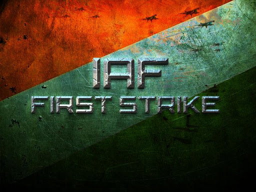 IAF - First Strike