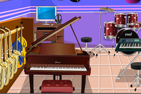 Music Shop Escape - screenshot