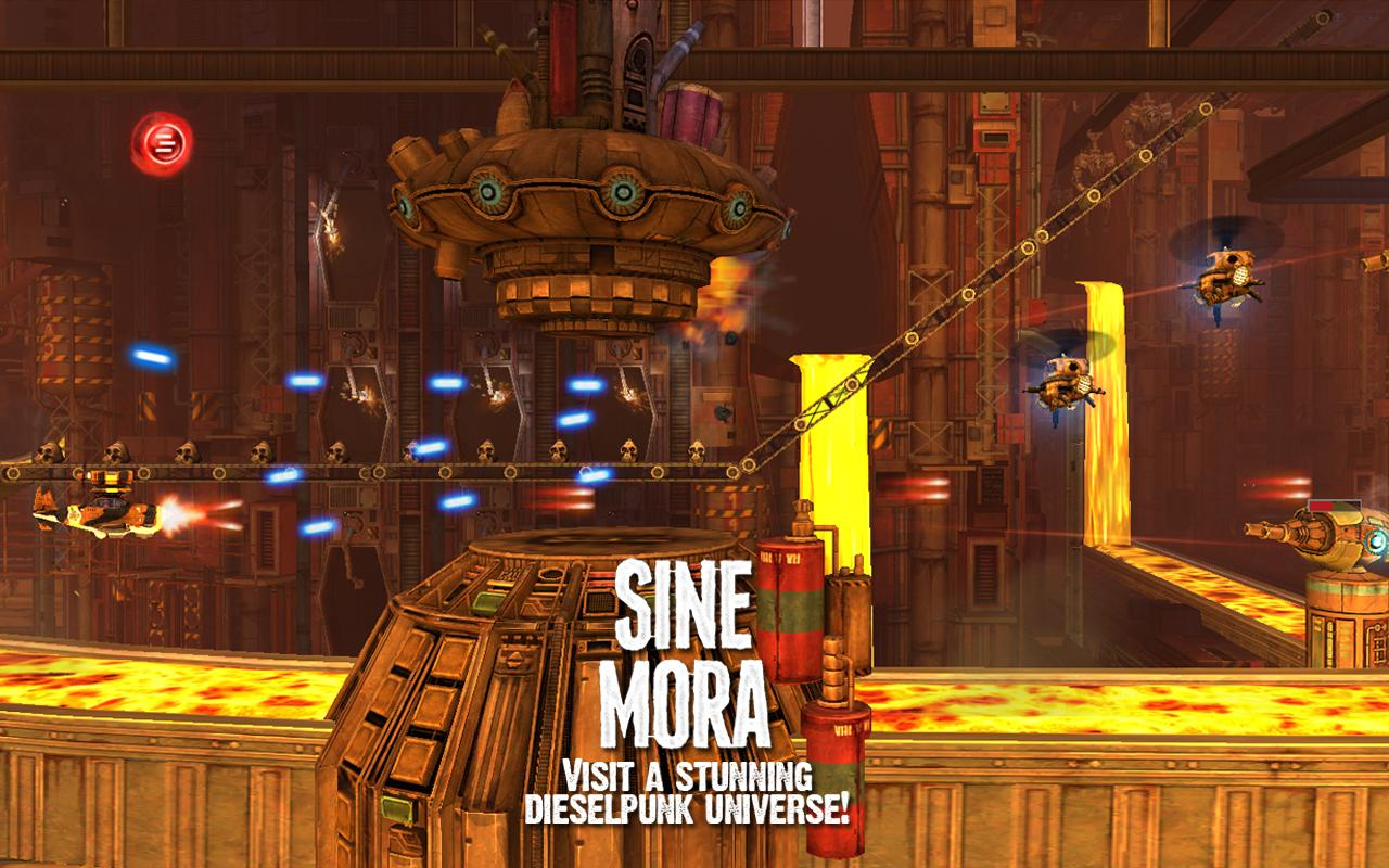 Android  Download Mediafire Full Sine Mora APK v1.22 Free