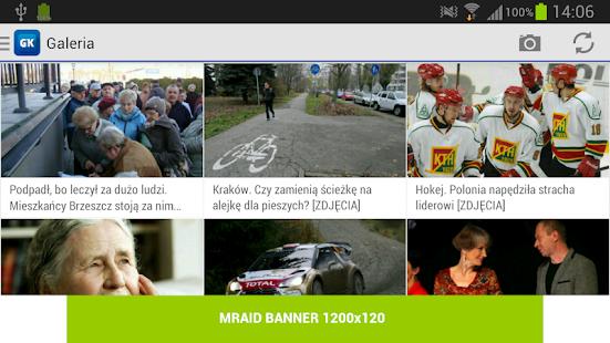 Gazeta Krakowska - screenshot thumbnail