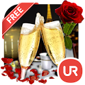 UR 3D Romantic Date Wallpaper icon