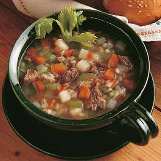 Scotch Broth Soup.