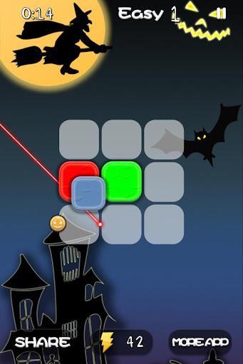Ace Lasor For Halloween|玩解謎App免費|玩APPs