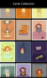 Teatime Greeting Cards FREE- screenshot thumbnail