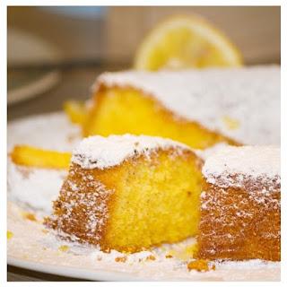 Divine Lemon Dessert